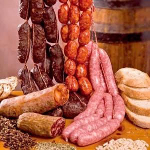 Insumos para productos cárnicos: jamones y embutidos