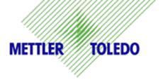 """Equipos e instrumentos """"Mettler Toledo"""""""